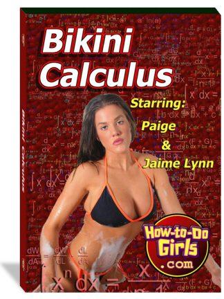 Bikini Calculus DVD Front